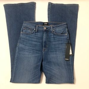Hudson Jeans High Waist Flare Size 30 New $215